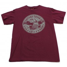 Venture Sterling S/S T-shirt SM Burgundy