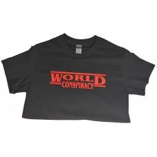 World Conspiracy Stranger One T-shirt Black MED
