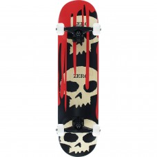 Zero 3 Skull Blood Complete 7.62 Natural Red Black
